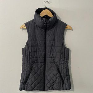 Champion Grey Zip Up Vest
